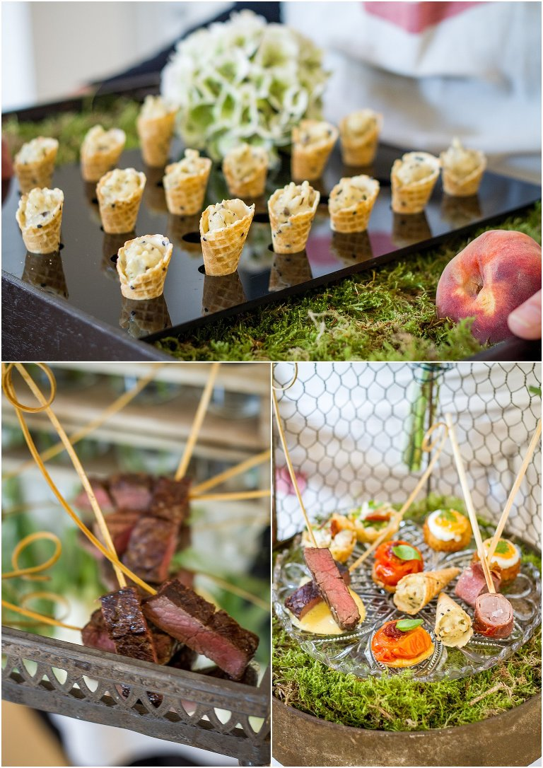Food and drink your pre wedding checklist wedding canapes made by kalm kitchen pre wedding checklist for your food and drink junglespirit Image collections